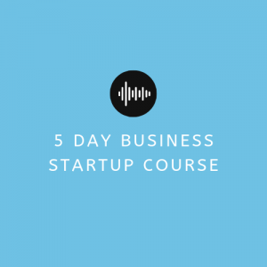 5 Day Business Startup